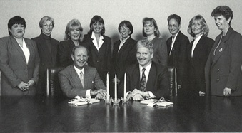 WICC Founders: Sophia is pictured 4th from left.